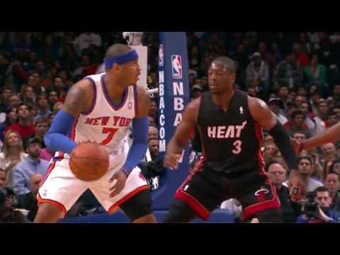 Miami Heat vs New York Knicks game 4 2012 playoffs part 1
