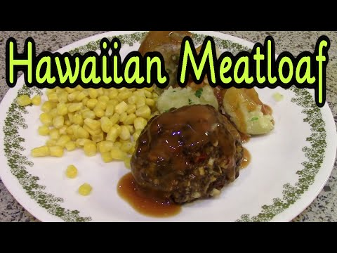 Hawaiian Mini Meatloaf Recipe