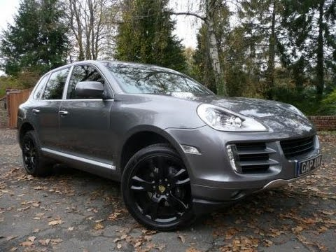 2009 Porsche Cayenne S 3 0 Diesel In Grey Youtube