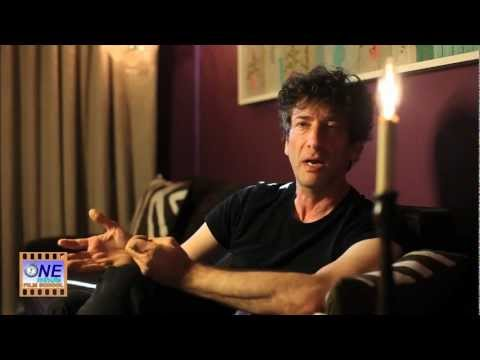 One Minute Film School - Episode 5 - Neil Gaiman part 2