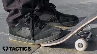 Etnies Veer Skate Shoes Review with Trevor McClung - Tactics