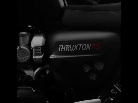 New Thruxton RS