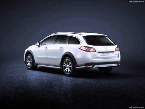 All New 2015 Peugeot 508 Rxh Facelift Youtube