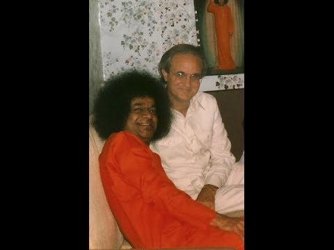 Conversation with Mr Jim Sinclair about Sathya Sai Baba