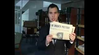 Электронная библиотека редких книг(Впервые в стране библиотеки и музеи Ростовской области создают электронную библиотеку., 2013-02-11T11:40:12.000Z)