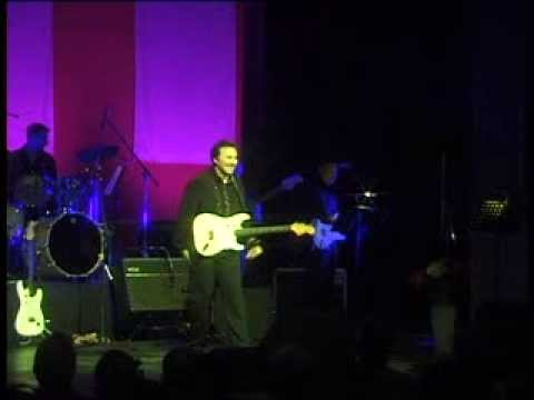 "Ricky King  plays "" Johnny guitar """
