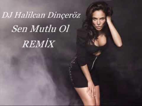 Dj Halilcan Dinçeröz Ft. Ziynet Sali - Sen Mutlu Ol Remix