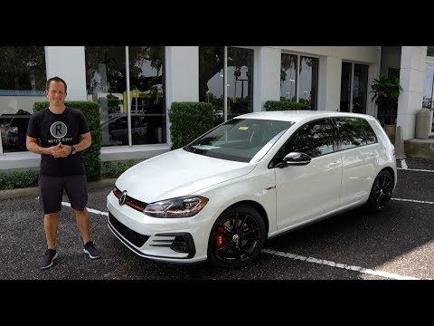Is 2019 VW Golf GTI Rabbit Edition the BEST Hot Hatch to BUY?