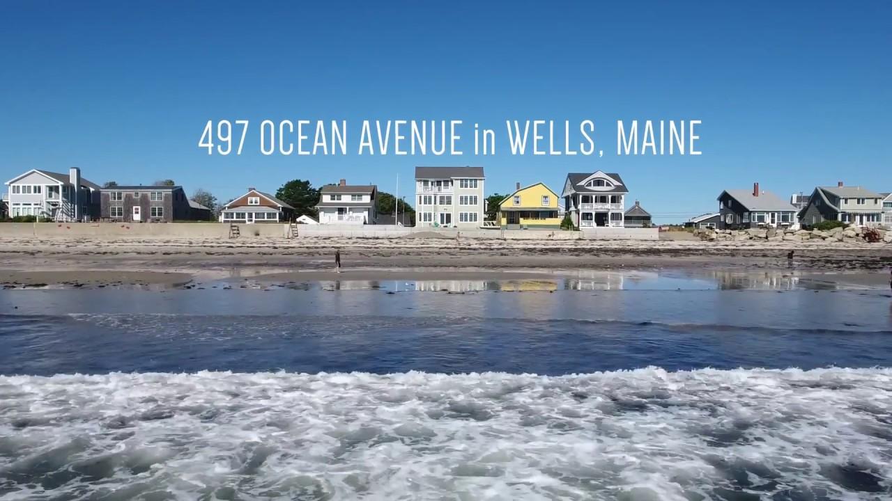497 Ocean Ave Wells Maine Mls 4515565 Williams Realty Partners Oceanfront