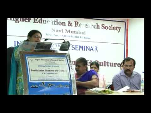 HERSO'S INTERNATIONAL CONFERENCE ON SOUTH ASIAN LITERATURE & CULTURE: Part 13