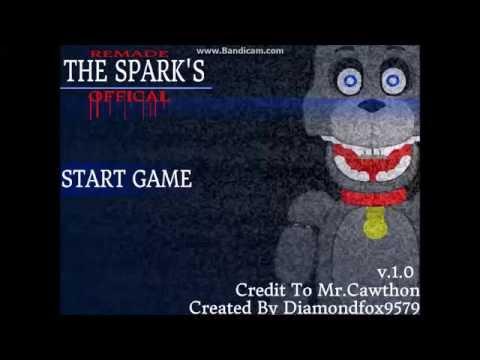 Scratch FNAF Fan Game - #2 - The Sparks