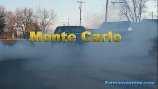 Monte Carlo SS Burnout