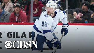 NHL and players union agree on plan to restart hockey season