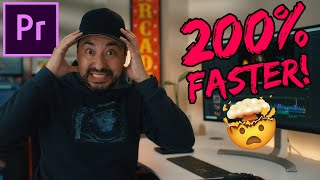 EXPORT FASTER in Adobe Premiere Pro w/ NVIDIA NVENC