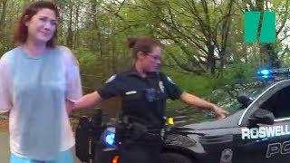 Cops Use Flip Coin App To Decide Woman's Arrest