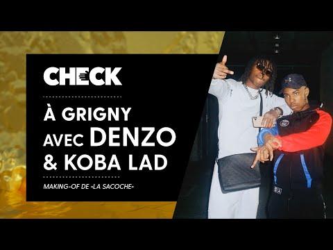 Youtube: À Grigny avec Denzo & Koba LaD