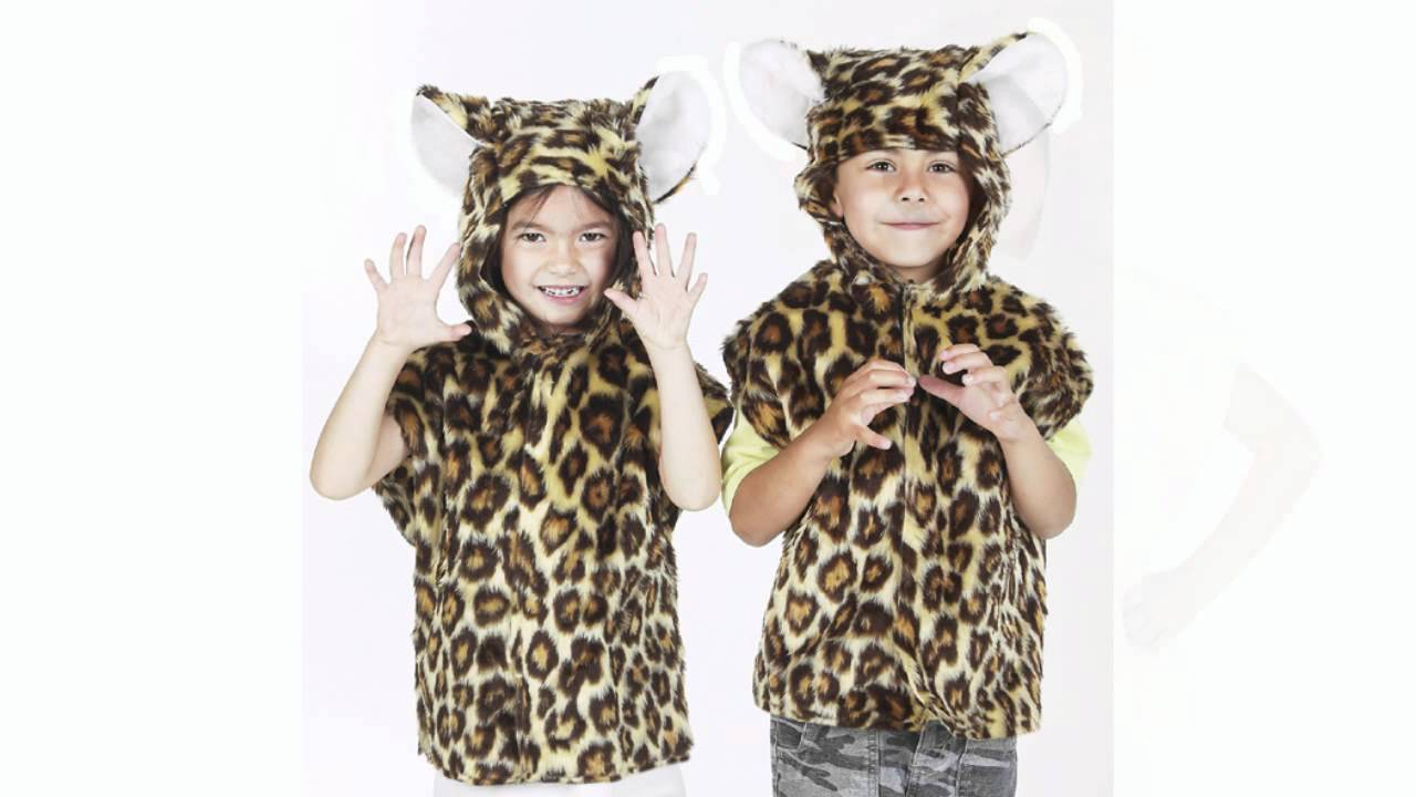 8fa560e399 Childrens Animal Fancy Dress Ideas - YouTube