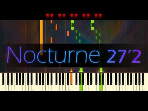 Nocturne in D-flat major, Op. 27 No. 2 // CHOPIN