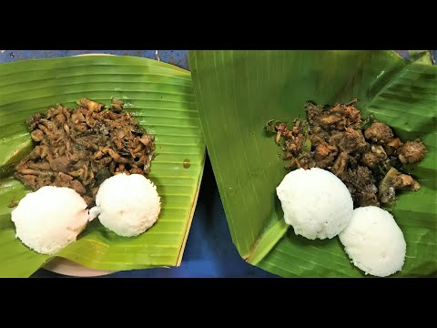 Ganapathy Mess - Karur - A Mess Serving Soft Idlis With Tasty Non-Veg Dishes