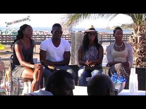Intervista alla Nazionale Olimpica Giamaicana | Lignano chiama Giamaica | Turismo FVG