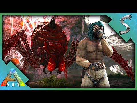 WE FINALLY FOUGHT THE BROODMOTHER BUT IT DIDNT GO WELL... - ARK Survival Evolved [E76]
