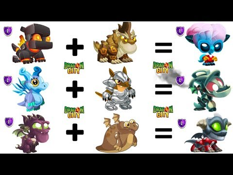 How to breed LEGENDARY DRAGON in Dragon City 2018 #7 😍
