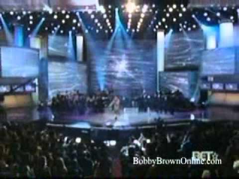kirk franklin, yolanda adams, donnie mcclurkin & shirley caesar   whitney houston   dancing gospel midley   live @ bet 2005
