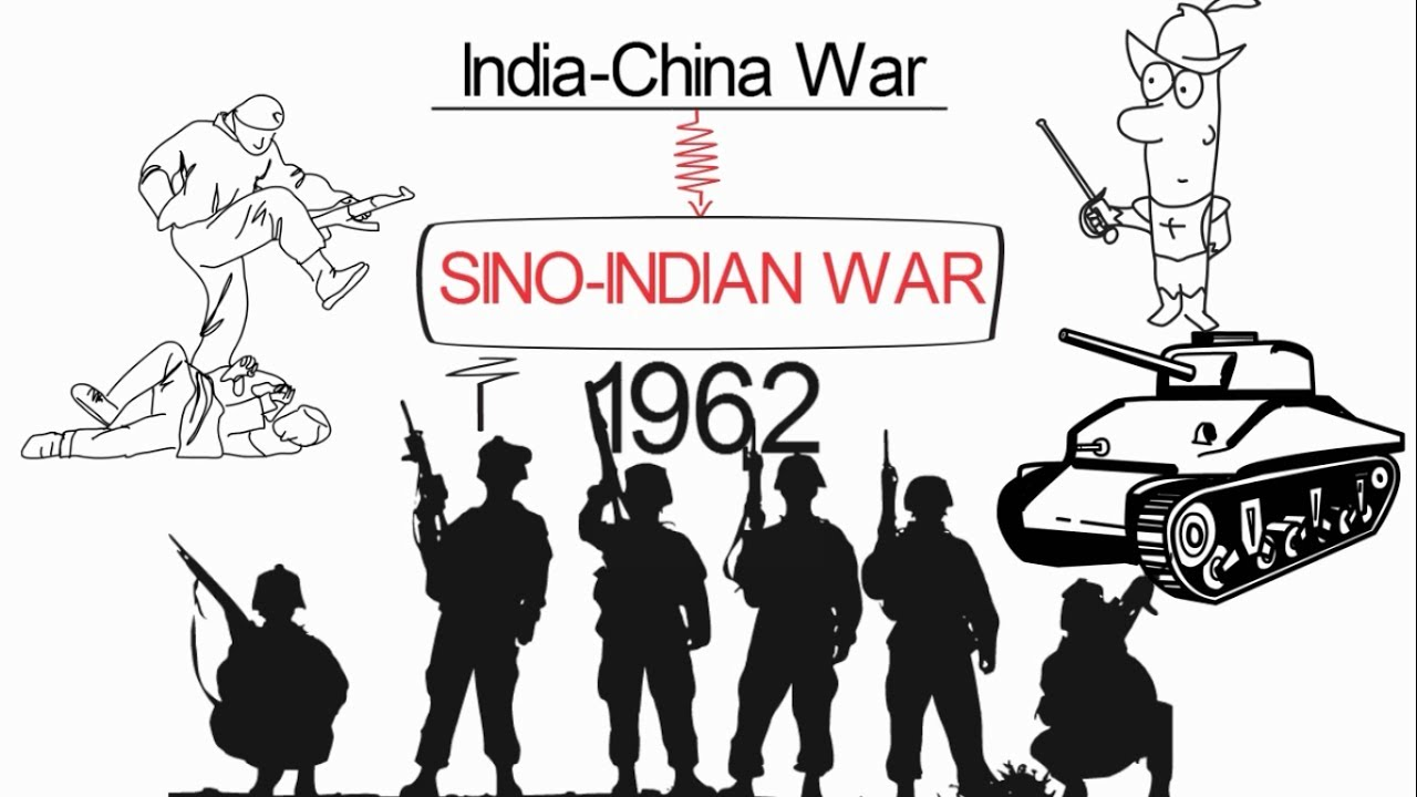 India China War 1962 The Sino Indian War Documentary Trailer