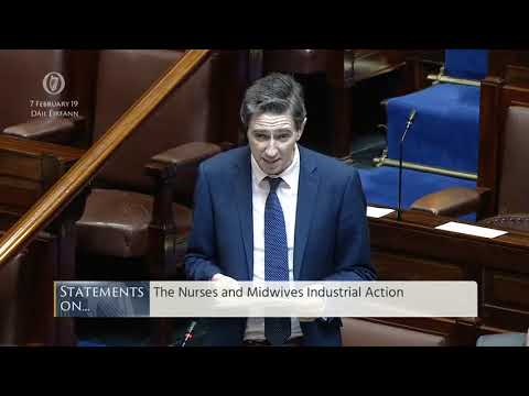 Deputy Simon Harris - Government Business - 07.02.2019