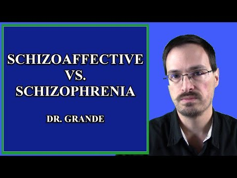 What is the Difference Between Schizoaffective Disorder and Schizophrenia?