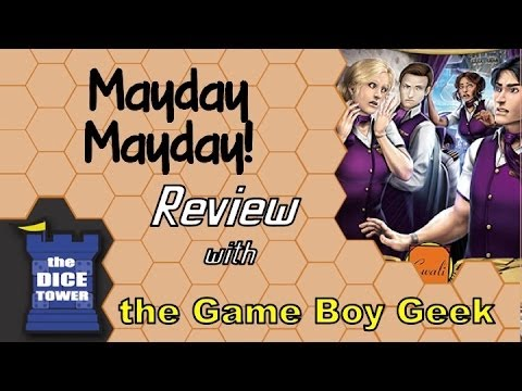 Tony Zamparutti reviewed Mayday in The Space Gamer No. Zamparutti commented that