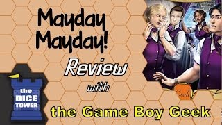 Mayday! Mayday! Review - with the Game Boy Geek