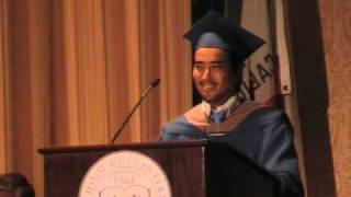HULT MBA Graduation Speech San Francisco  Campus Class of 2011