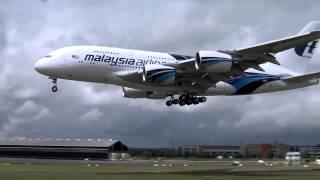 Das größte Passagierflugzeug der Welt - The biggest passenger airliner in the world