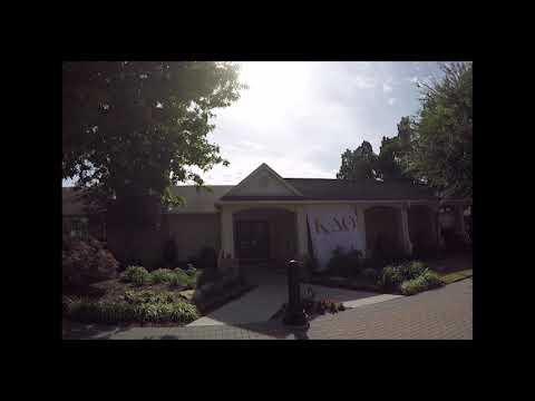 University Of Tulsa Campus Walking Tour W/GoPro