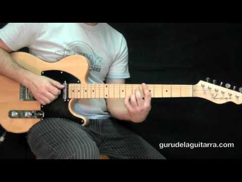 secuencia-de-blues-en-6a---compases-5-al-8