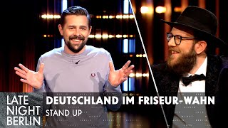 Frisch frisierter Locken-Lockdown | Stand Up | Late Night Berlin