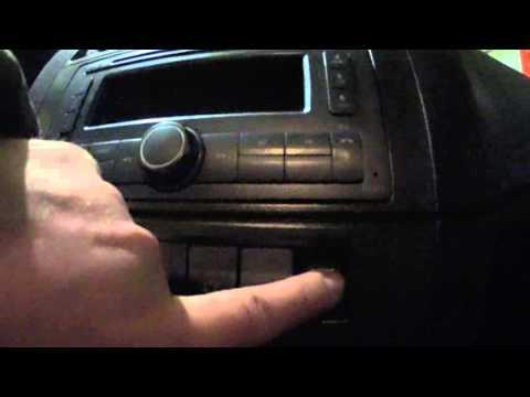 УАЗ Патриот. USB Шнурок от магнитолы