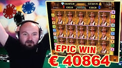 Großer Gewinn X5000! Online Kasino Big Win #6 [Book of Ra big win]
