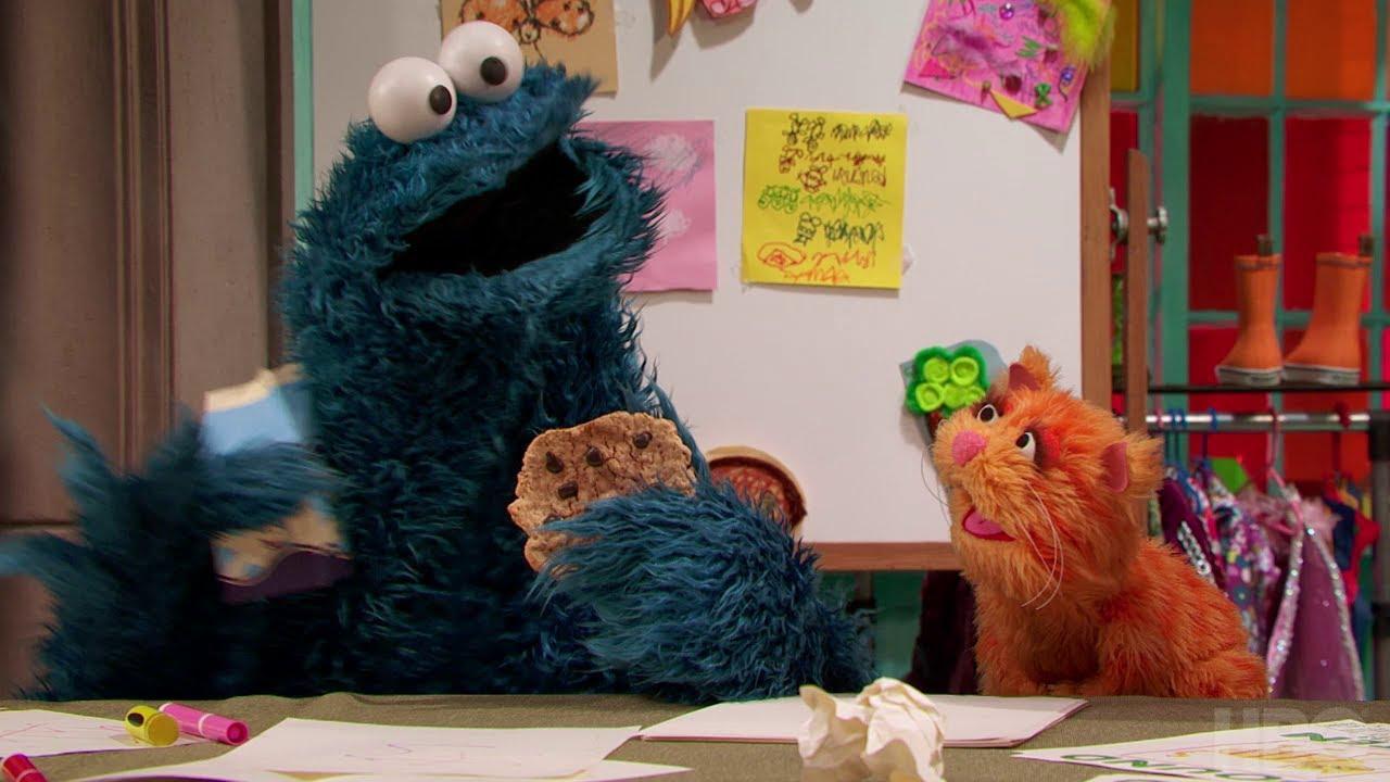 cookie monster video