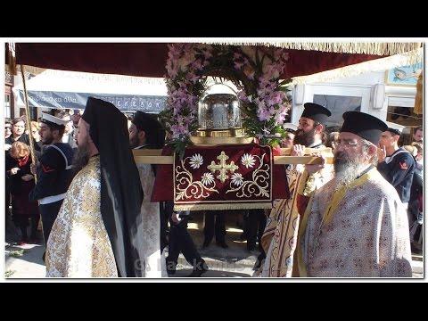 ΑΓΙΟΣ ΝΕΚΤΑΡΙΟΣ ΛΙΤΑΝΕΙΑ 9.11.2014 , ST NEKTARIOS OF AEGINA