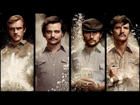 Narcos 1 hour - Background song (prologue)