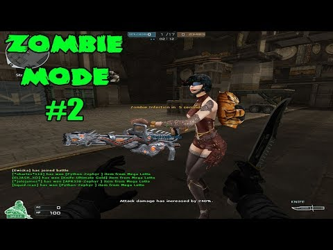 Crossfire Philippines Zombie Hero Mode Death Trap Parkour #2