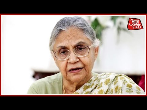 Sheila Dikshit: Allegation Against Me In Water Tanker Scam Is Politically Motivated