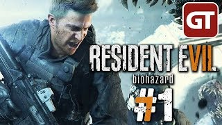 Thumbnail für das Resident Evil 7: Not a Hero & End of Zoe Let's Play