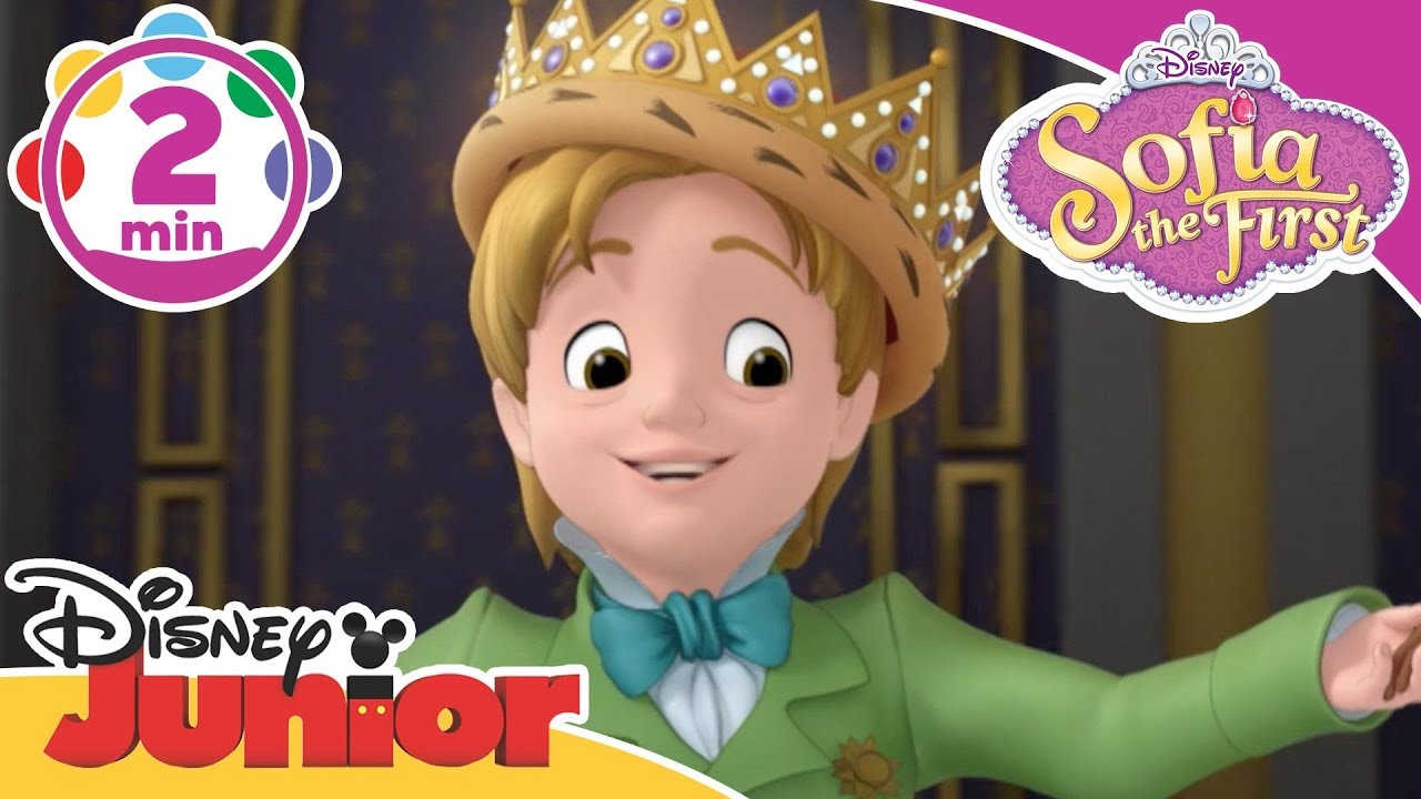 Download Sofia The First | King For A Day / Be Your Own King - Song | Disney Junior UK