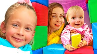 Pillow Fort Song | Kids Nursery Rhymes & English Songs for Children