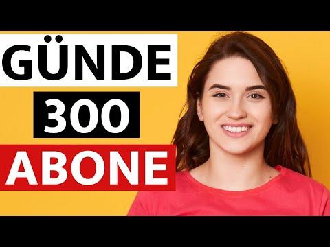 YOUTUBE 1 GÜNDE