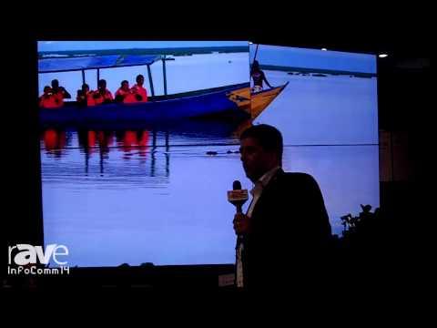 InfoComm 2014: Salitek Demos its 55 inch LCD LG Glass IPS
