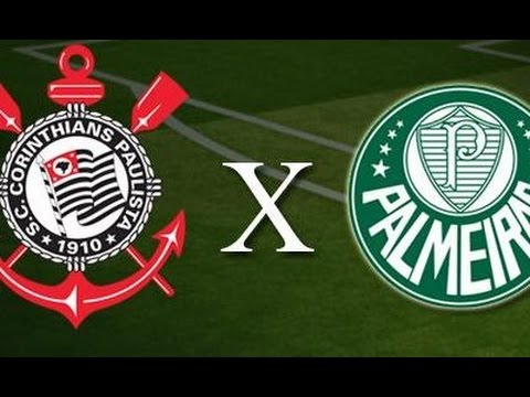 Corinthians x Palmeiras - Melhores Momentos - Campeonato Brasileiro 2016 segundo turno - 17/09/16